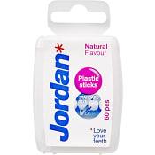 Natural flavor Tandpetare 60-p Jordan