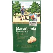 Macadamianötter Utan salt 70g Den Lille Nöttefabrikken