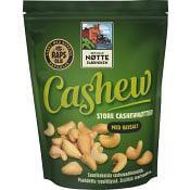 Cashewnötter 280g Den Lille Nöttefabrikken