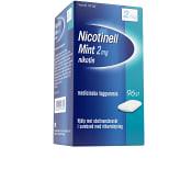 Nicotinell Mint Medicinskt tuggummi 2mg 96-p