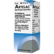 Ögondroppar 10ml Artelac