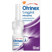 Otrinex 1mg/ml 10ml