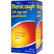 Theracough Oral lösning 20mg/ml 200ml