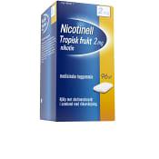 Nicotinell Tropisk frukt Medicinskt tuggummi 2mg 96-p