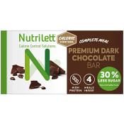 Premium dark chocolate bar Viktkontroll 4-p 240g Nutrilett