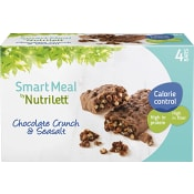 Bar Crunch Seasalt & chocolate 4-p 240g Nutrilett