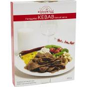 Färdiggrillad Kebab Fryst 330g Västerås kebab