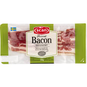 Bacon Ekologisk 120g Scan