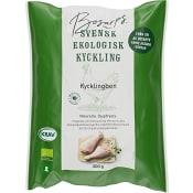 Kycklingben Fryst 300g KRAV Kronfågel Bosarp