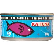 Kattmat Tonfisk 170g Kattuna