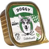 Hundmat Delikatesspaté med Oxkött 150g Doggy feelgood
