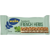 Sandwich Cheese & french herbs 30g Wasa