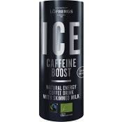 Iskaffe Ice Caffeine boost Ekologisk 225ml Fairtrade Löfbergs