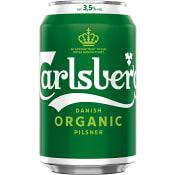 Öl 3,5% Ekologisk 33cl Carlsberg