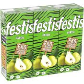 Fruktdryck Päron Ekologisk 20cl 3-p Festis