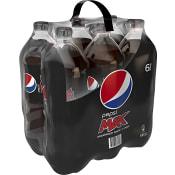 Pepsi Max 1,5l 6-p