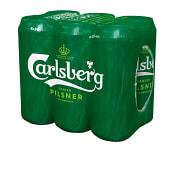 Öl 3,5% 50cl 6-p Carlsberg