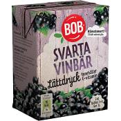 Lättdryck Svartvinbär Koncentrat 2dl BOB