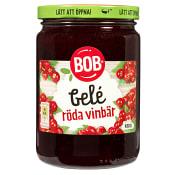 Röd vinbärsgelè 450g BOB