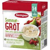 Gröt Barn Sommargröt 3-6år 500g Semper