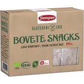 Bovete Snacks 120g KRAV Semper