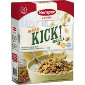 Kick Natural Glutenfri 375g Semper