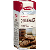 Chokladkakor Glutenfri 150g Semper