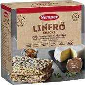 Linfröknäcke från Dalarna Glutenfri 230g Semper