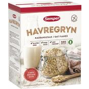 Havregryn Glutenfri 500g Semper