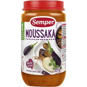 Moussaka Från 1år 235g Semper