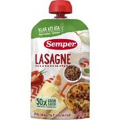 Lasagne från 6m 120g Semper