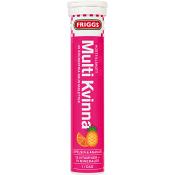 Multi kvinna Apelsin & ananas Sockerfri brusttablett Kosttillskott 20-p 1000mg Friggs