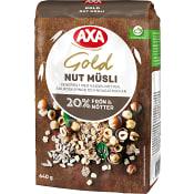 Müsli Gold Nut 640g AXA