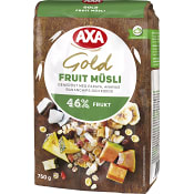 Müsli Gold Fruit 750g AXA