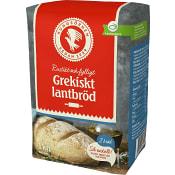 Grekiskt lantbröd 1kg Kungsörnen