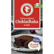 Chokladkaka 400g Kungsörnen