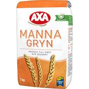 Mannagryn 1kg AXA
