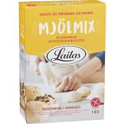 Mjölmix Glutenfri 1kg Lailas
