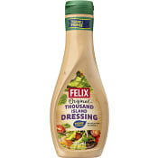 Thousand island Dressing 370ml Felix