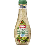 Italiensk dressing 370ml Felix