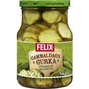 Gammaldags Bordsgurka 730g Felix