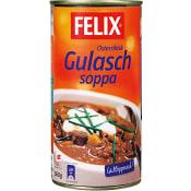 Gulaschsoppa 560g Felix