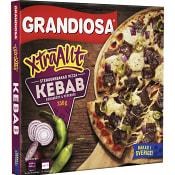 Extra allt Kebab Fryst 350g Grandiosa