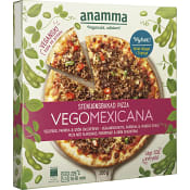 Pizza Vegomexicana Vegansk 350g Anamma
