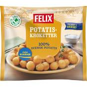 Potatiskroketter Fryst 800g Felix