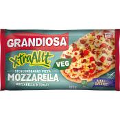 Extra allt mozarella Minipizza Fryst 165g Grandiosa