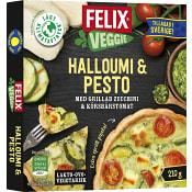 Paj Halloumi Pesto Fryst 201g Felix