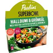 Superbowl Halloumi & grönkål 380g Pauluns