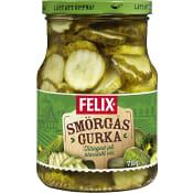 Smörgåsgurka 715g Felix