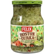Bostongurka Orginal 720g Felix